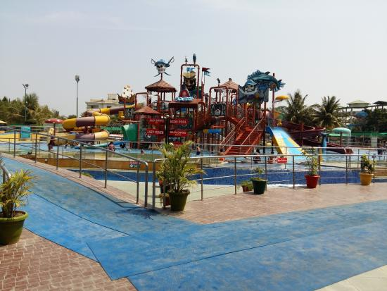 Shirdi, Indien: Water Park