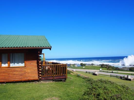Mouth rest camp cottages storms river sydafrika hytte for Family cottages