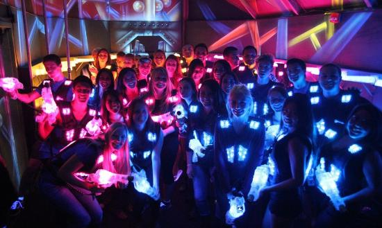 Sparkles Family Fun Centers Hiram Best Laser Tag Arena In The Area