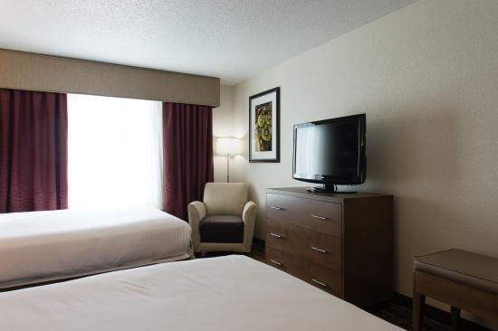 Hearing Accessible Suite at Holiday Inn Express Walterboro