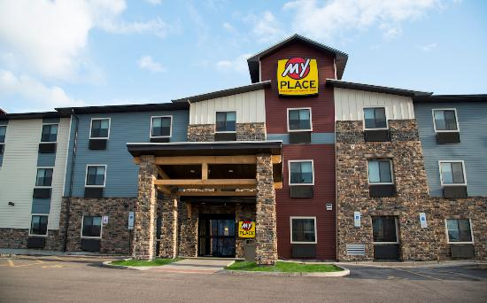 My Place Hotel - Anchorage, AK