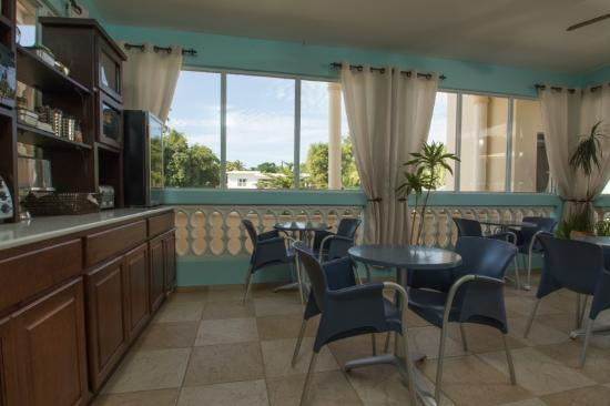 Blue Boy Inn: Our breakfast room, where our chef will prepare your breakfast to order daily from 8-10 a.m.