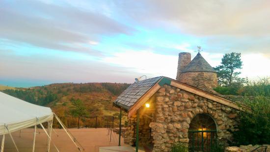 Sedalia, Κολοράντο: Gorgeous castle and grounds