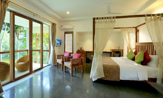 Amaana Plantation Resort: Villa interiors & Villa interiors - Picture of Amaana Plantation Resort Thekkady ...