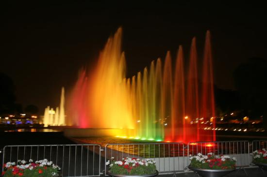 Manchego Turismo: Fuentes de agua