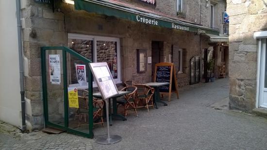 Kreiz Kastell Creperie Restaurant