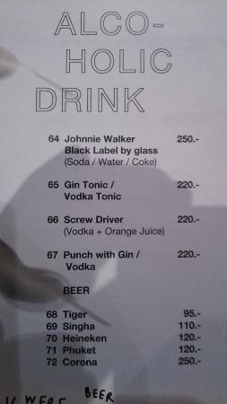 greyhound cafe alcoholic drink menu picture of greyhound