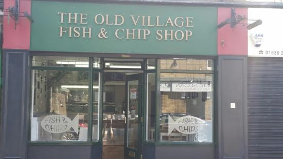 ‪The Old Village Fish & Chip Shop‬