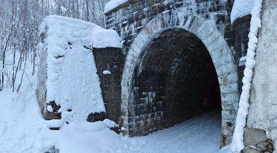 Didinskiy Tunnel