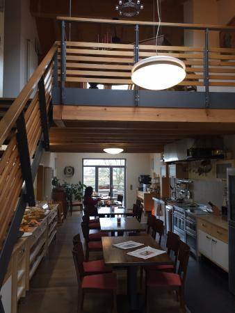 Johanneshof: dinner, breakfast meeting room