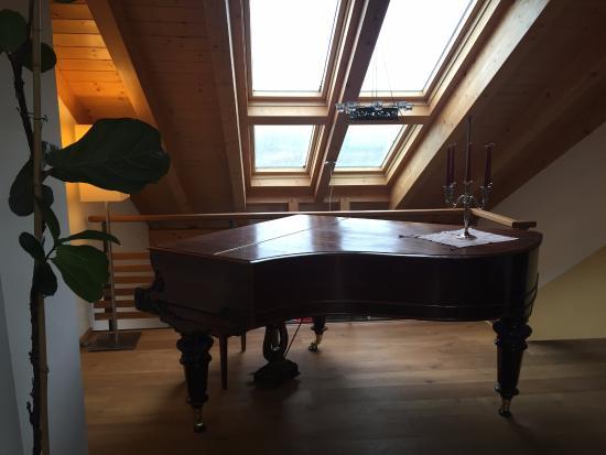Johanneshof: Piano first floor