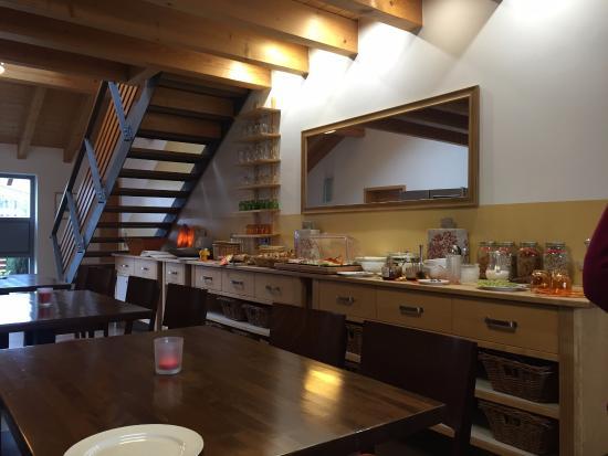 Johanneshof: Breakfast