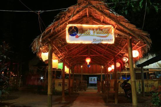 Thai Village Restaurant Picture Of Thai Village Restaurant Hpa An