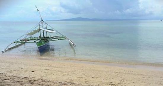 Mauban, Filippinene: beach front