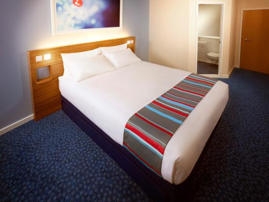 Travelodge London Teddington: Double room