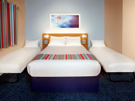 Travelodge London Teddington: Family room