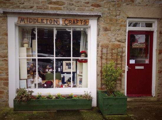 ‪‪Middleton in Teesdale‬, UK: Quaint local shop‬