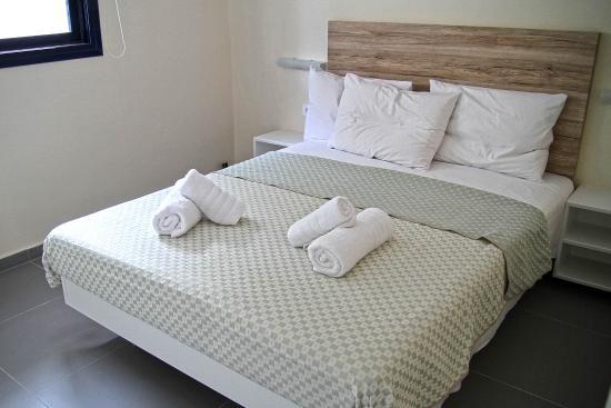 Villa Contessa: Deluxe Apartment - Bedroom