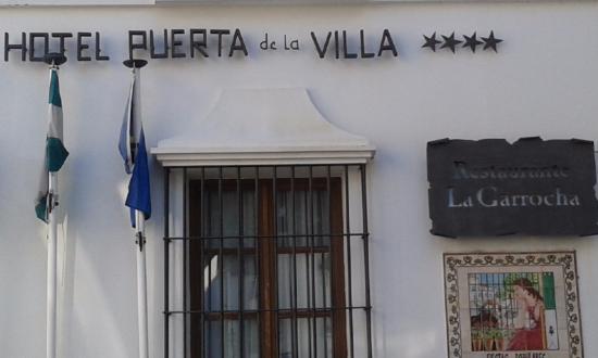 Hotel Puerta de la Villa Foto