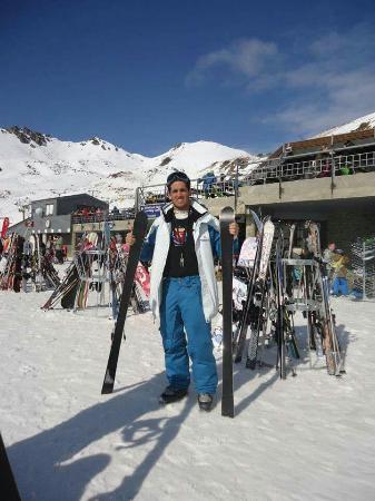 Queenstown, Nya Zeeland: The Remarkables Ski Area