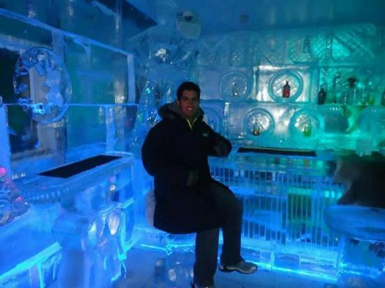 Queenstown, Nya Zeeland: Minus 5° ICE BAR