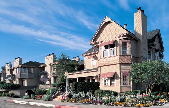 Best Western Plus Victorian Inn: Victorian Inn Exterior
