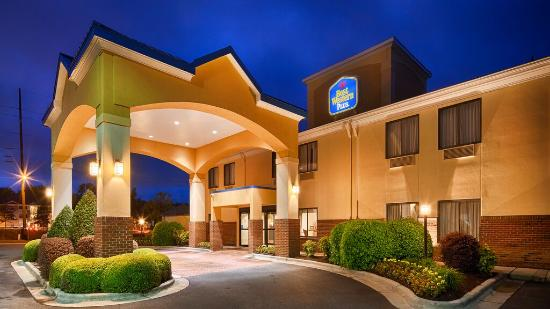 BEST WESTERN PLUS Suites-Greenville
