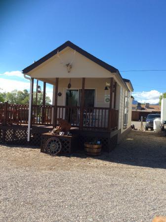 Pioneer Motel & RV Park: Sportsman's Cabin