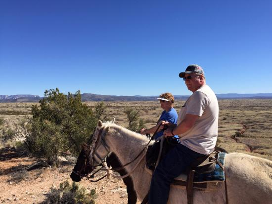 Cowboy Way Adventures: on the trail