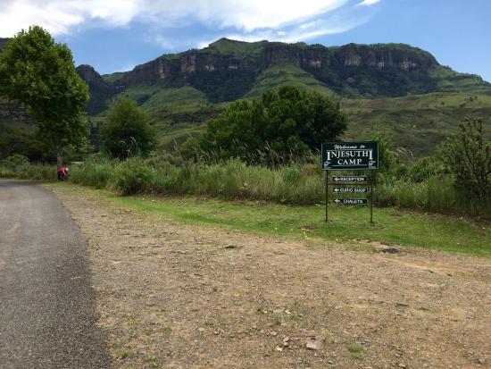 uKhahlamba-Drakensberg Park, Sør-Afrika: Beautiful Injisuthi!