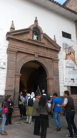 Cusco, Peru: Entrada