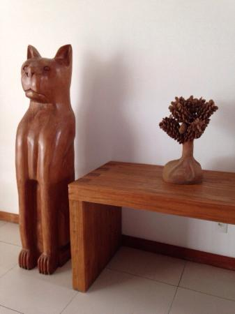 Best Western PREMIER Maceio: Décoration artisanat local