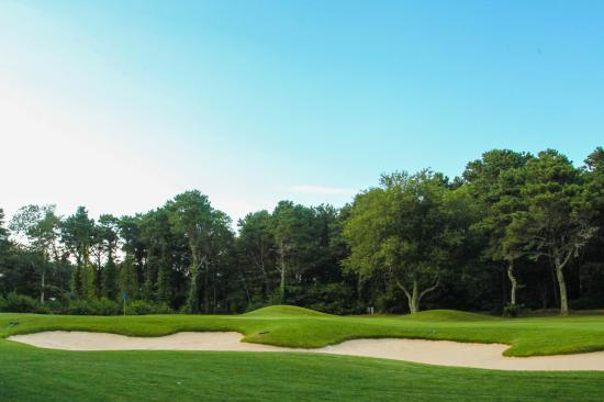 East Dennis, MA: Dennis Pines Hole # 12