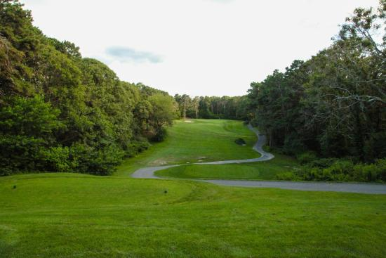 East Dennis, MA: Dennis Pines Hole #17