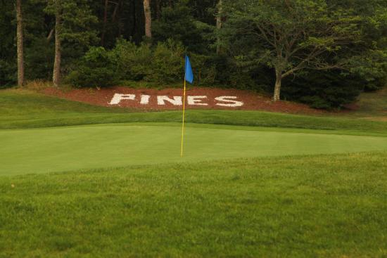 East Dennis, MA: Dennis Pines Hole #18