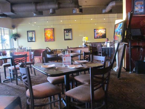 El Cisne A Pretty Restaurant With Nice Art On The Walls