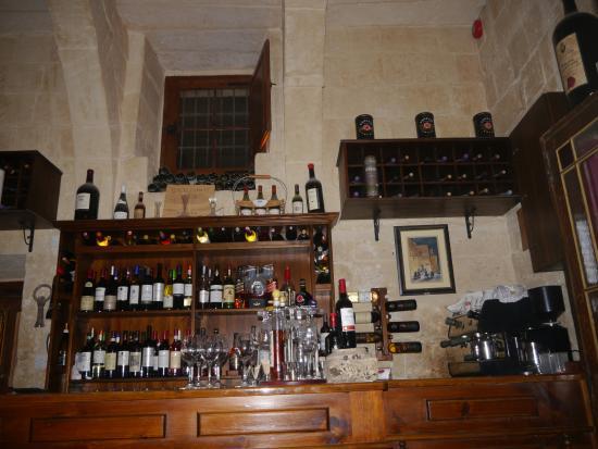 Fra Giuseppe Wine Bar: Winebar