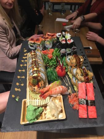 Sushi Essen Karlsruhe