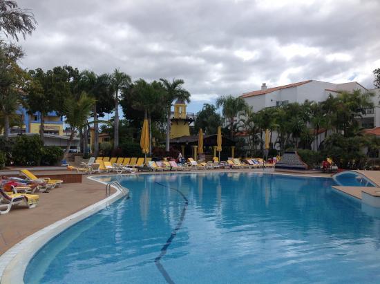 Piscina con acqua salata photo de park club europe hotel playa de las americas tripadvisor - Piscina con acqua salata ...