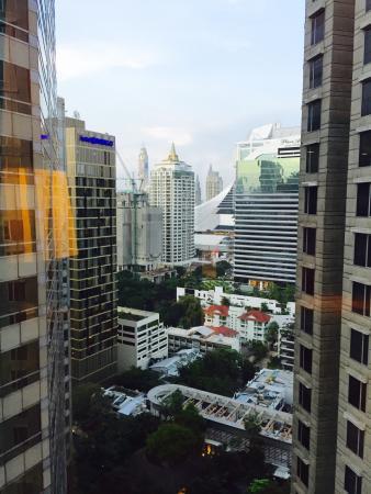 Window View - Conrad Bangkok Photo