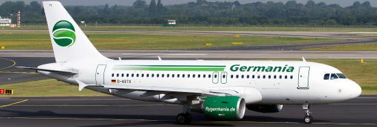 Αποτέλεσμα εικόνας για germania airlines