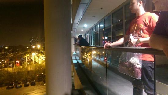 one good thing each level has a balcony for smokers to utilize rh tripadvisor com