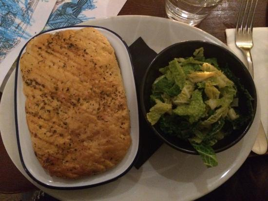 Bordeaux Quay : Chicken pie