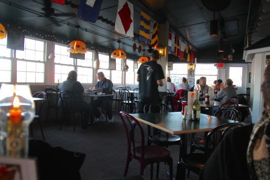 Black Pelican Oceanfront Restaurant Picture Of Black