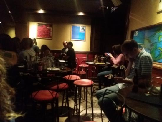 The Jazz Cafe: Mesas
