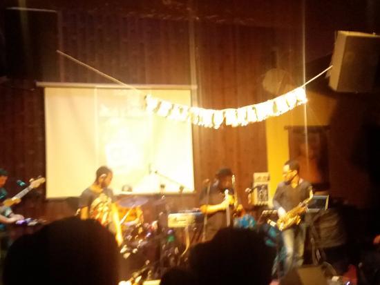 The Jazz Cafe: Show en vivo