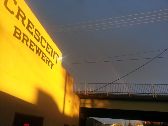 Nampa, ID: Great beer its under the rainbow