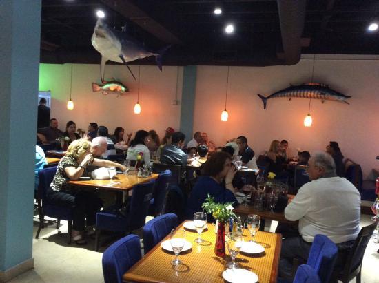 Disco Fish Grill Restaurant