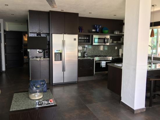 Brisas Del Mar : Condo 604 & hotel views