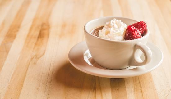 Bennethum's Northern Inn: Classic Pot de Crème